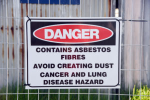 How can asbestos affect my health